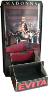 EVITA - USA PROMO ONLY 3-D COUNTER DISPLAY